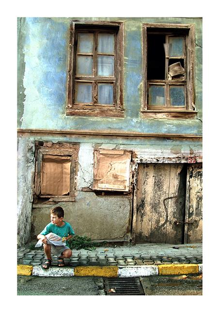 بيوت قديمة