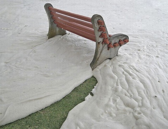 شاطئ الكابتشينو