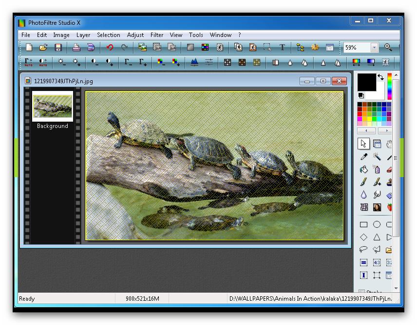photofiltre studio x 10.7.0