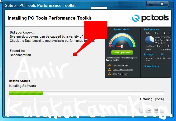 Pc tools performance toolkit 2011 include strumenti intuitivi in grado di velocizzare il pc