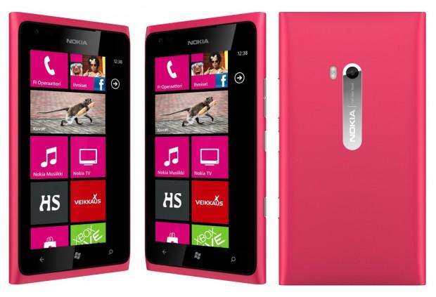 تشريح Nokia lumia 900