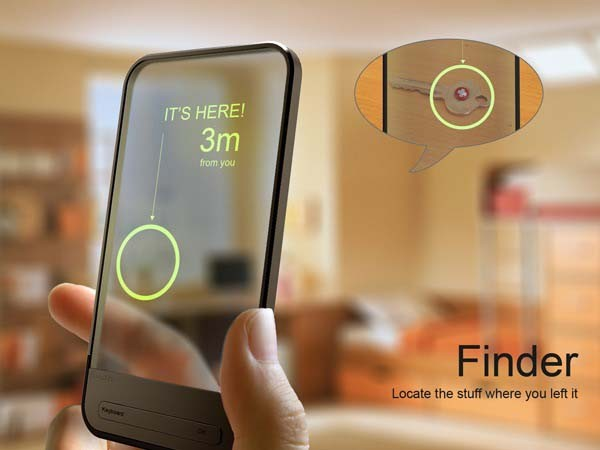 تقنية جديدة للكشف عن الأغراض المفقودة و إيجادها دون عناء