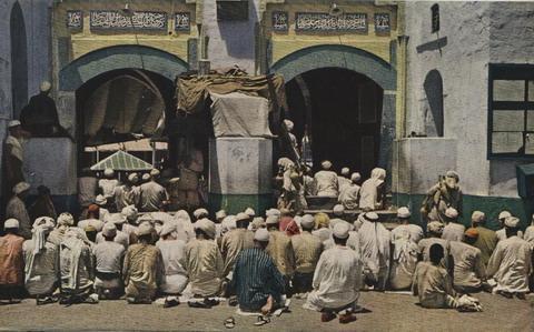 مجموعة صور نادرة لموسم الحج للعام 1372 هـجرياًَ الموافق 1951